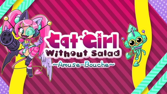 Cat Girl Without Salad