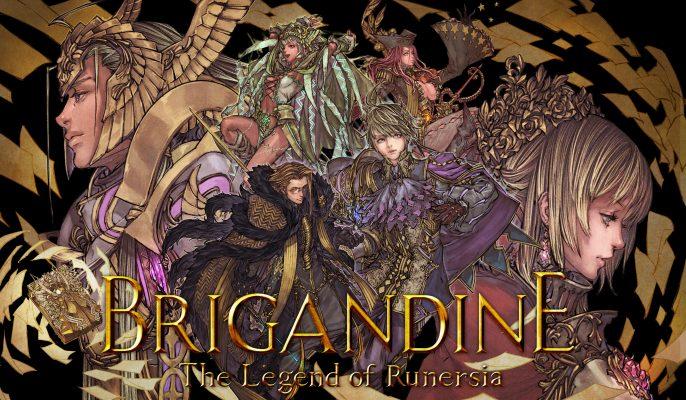 brigadine The Legend of Runersia