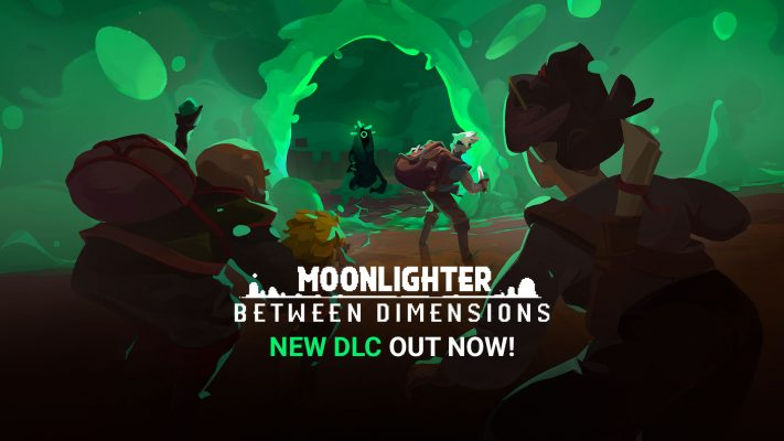 Moonlighter: Beyond Dimensions
