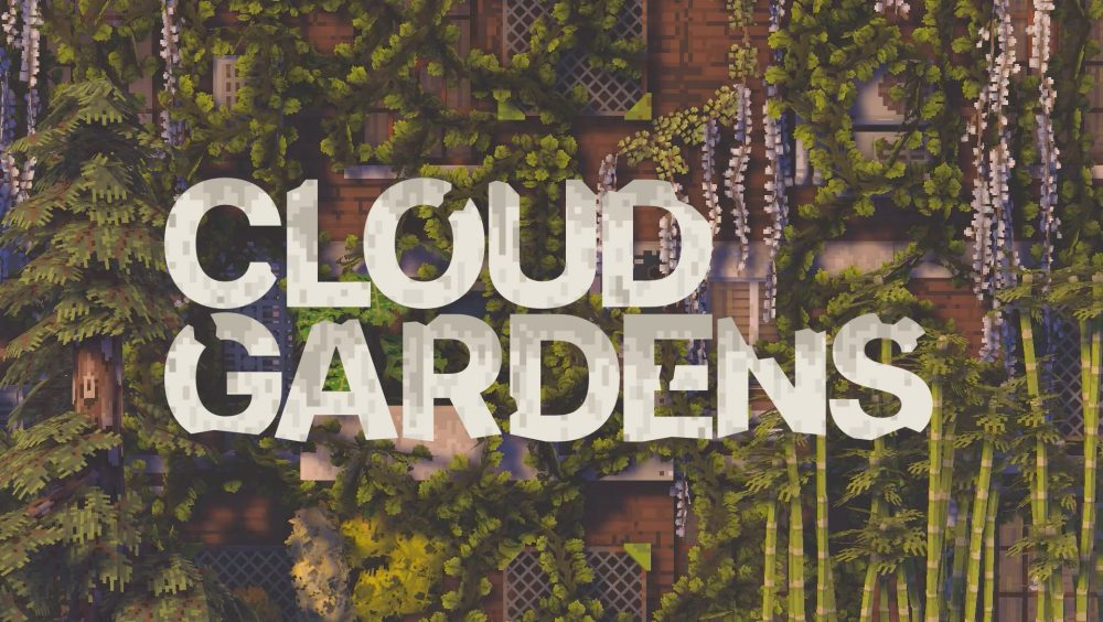 Cloud Gardens Title