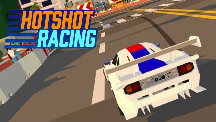 Screenshot from Curve Digital's Hotshot Racing