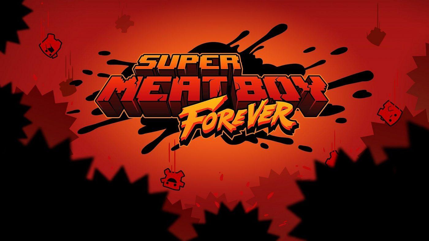 Super Meatboy Forever