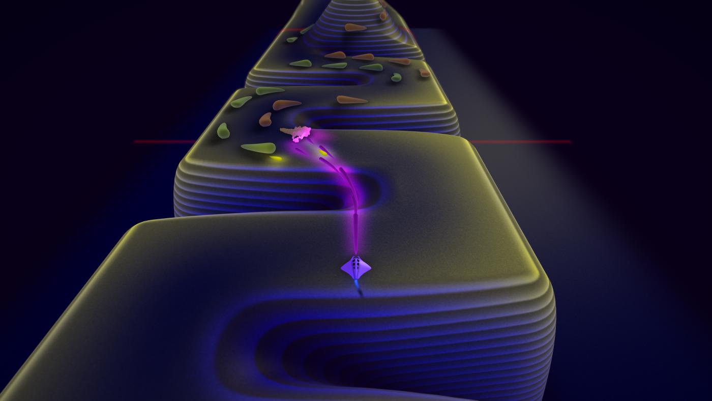 Flowing Lights Screenshot 1